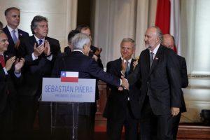 Senador Prokurica es nombrado ministro de Minería