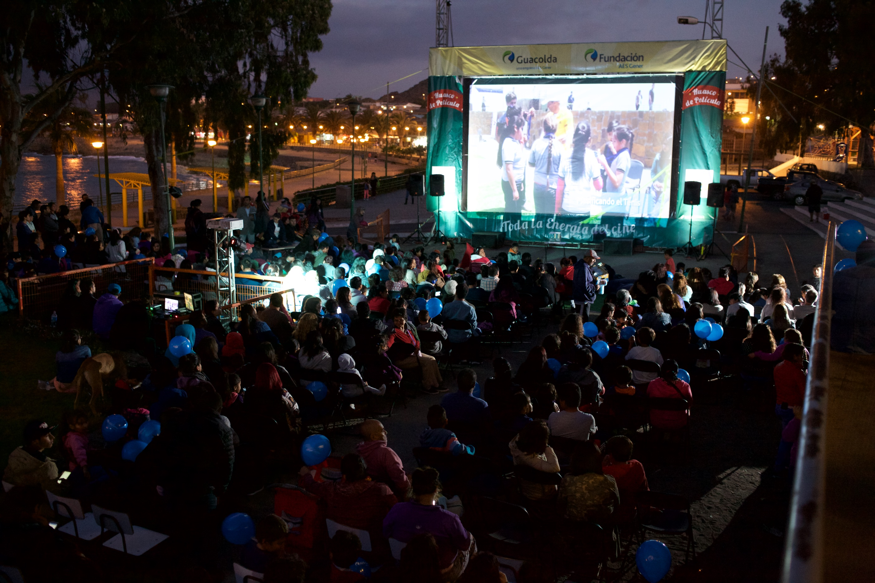 Más de dos mil personas asistieron a la décima versión de Huasco de Película