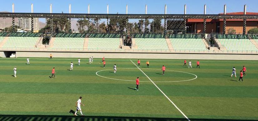 Deportes Vallenar cae en su primer amistoso de la temporada