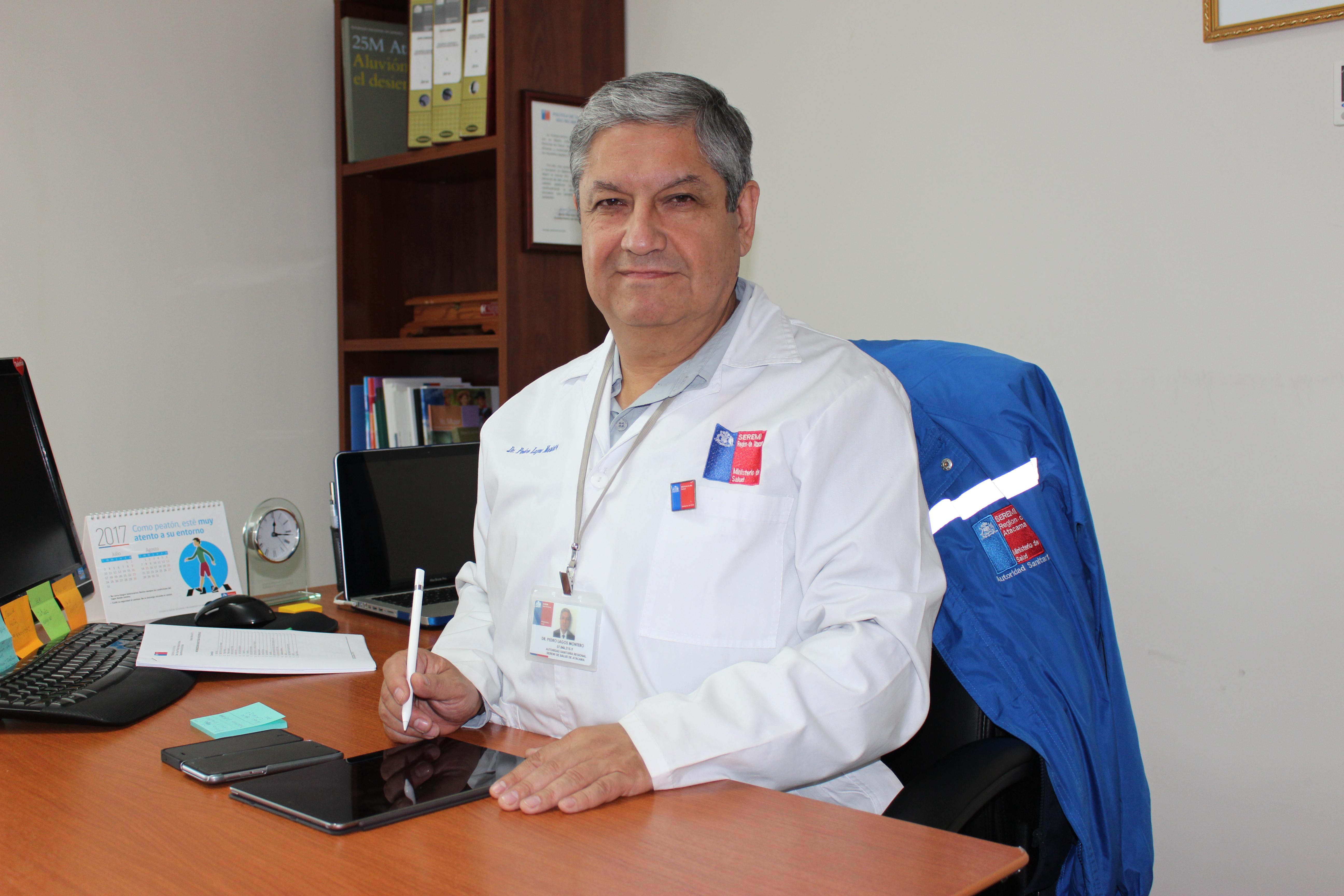 Seremi de Salud dejó su cargo en la Región de Atacama