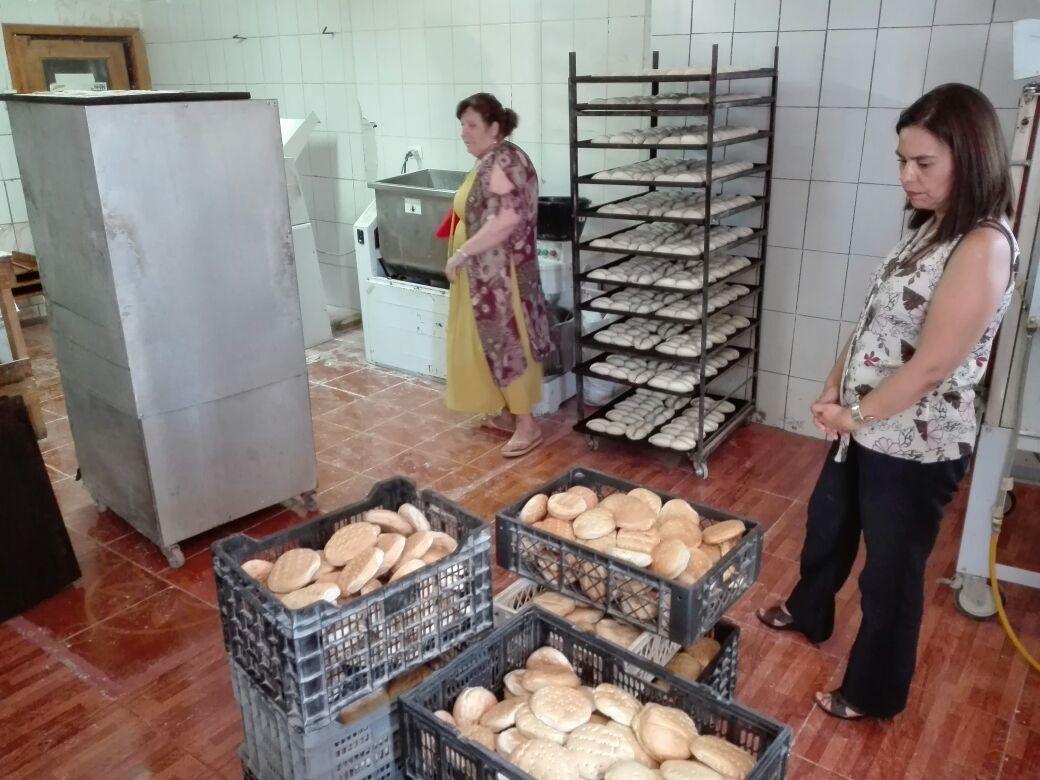 Panadería Javiera de Vallenar amplió sala de elaboración con apoyo del Gobierno y aumentó su producción