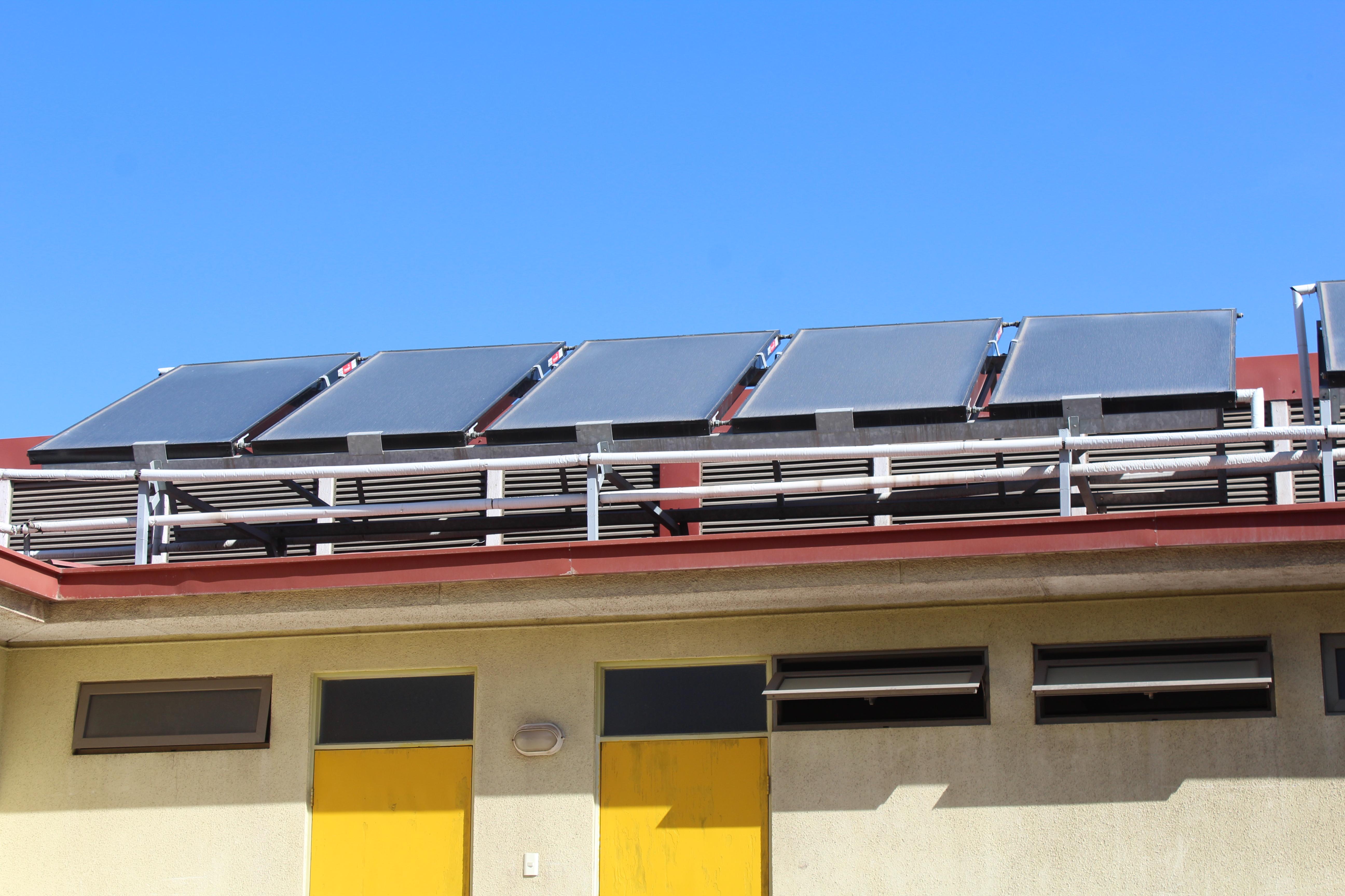 Jardín infantil de Freirina contará con agua caliente sanitaria a través de la instalación de colectores solares