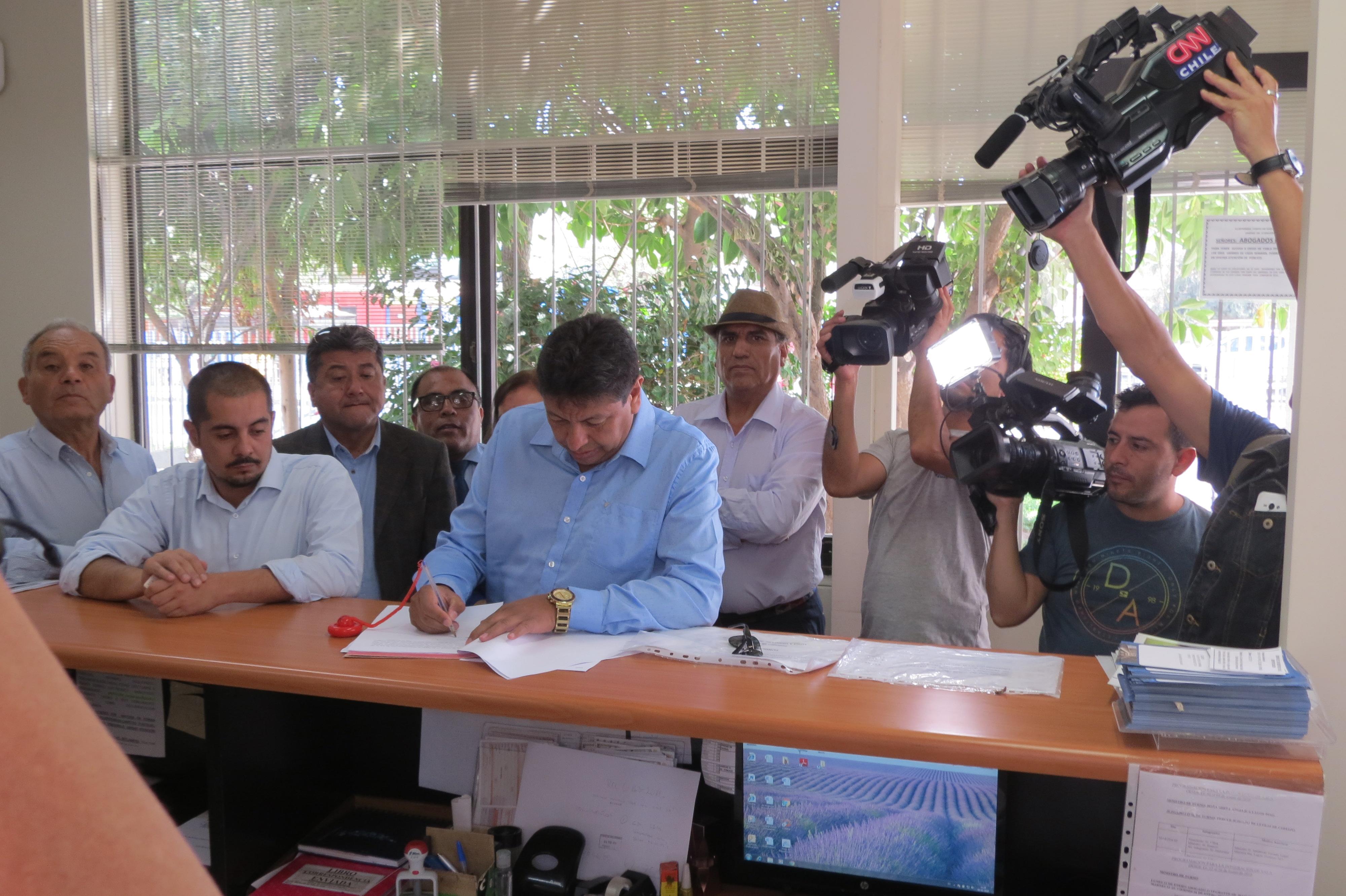 Municipio de Vallenar se hace parte de la demanda contra la ANFP y Melipilla