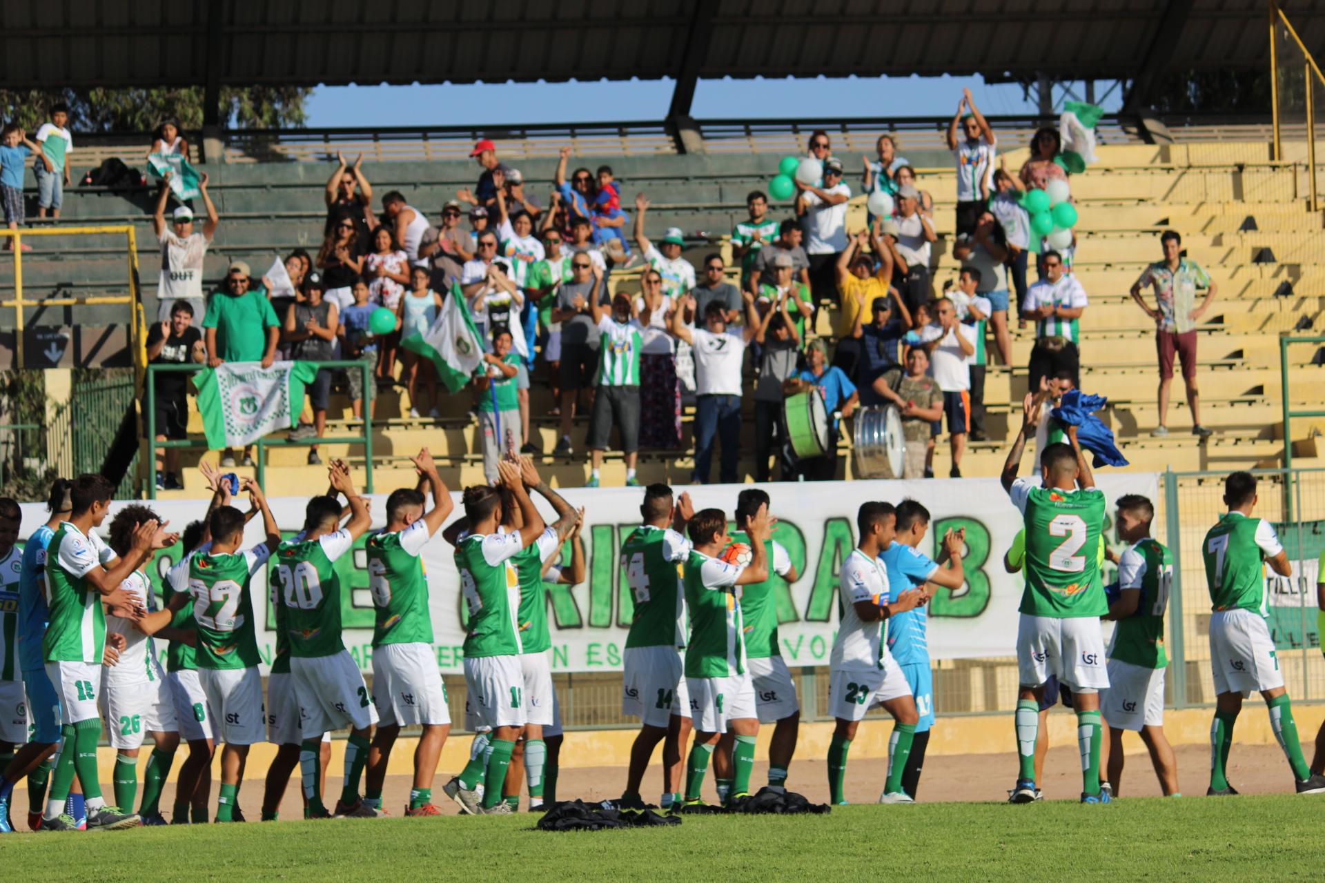 Deportes Vallenar presentó denuncia ante la FIFA