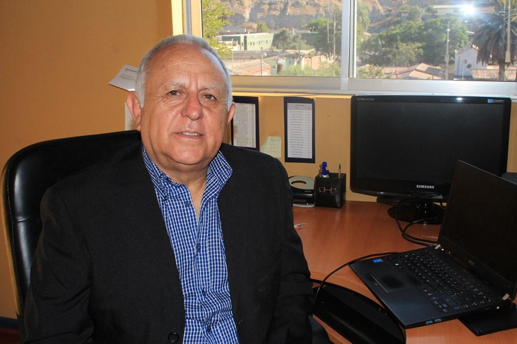 """Mauricio Hidalgo y Nueva Educación Pública: """"Como Servicio Local, deberemos asegurarnos que los establecimientos no tengan un número mayor de treinta y cinco alumnos por curso"""""""