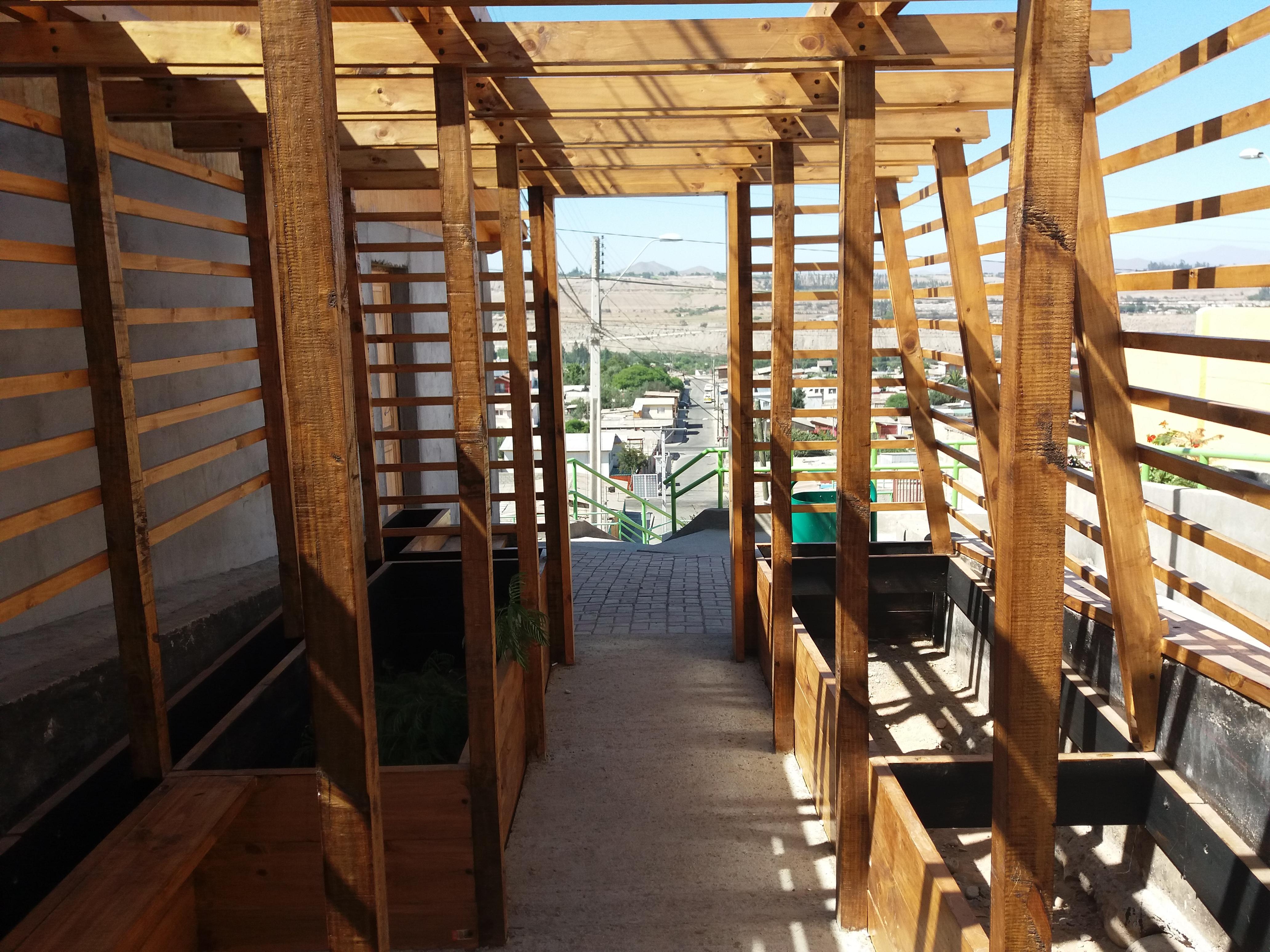 Vecinos piden apoyo para recuperar espacio afectado por vandalismo en Carrera