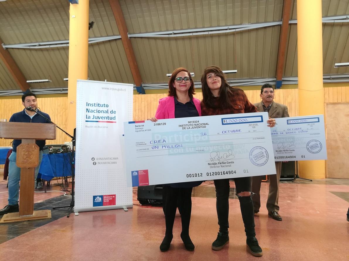 Injuv lanza fondo concursable #participa2018 por $800 millones para financiar iniciativas juveniles