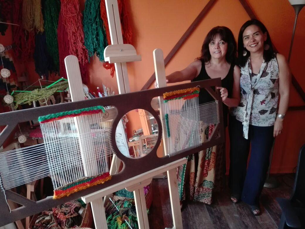 Con apoyo del Gobierno y perseverancia de microempresaria Telares Perla de Vallenar instaló taller y aumentó sus ventas