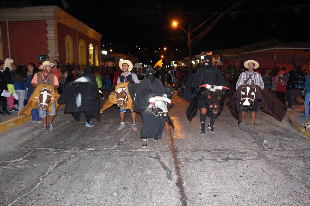 Freirina recibe nuevamente el carnaval del Pullay