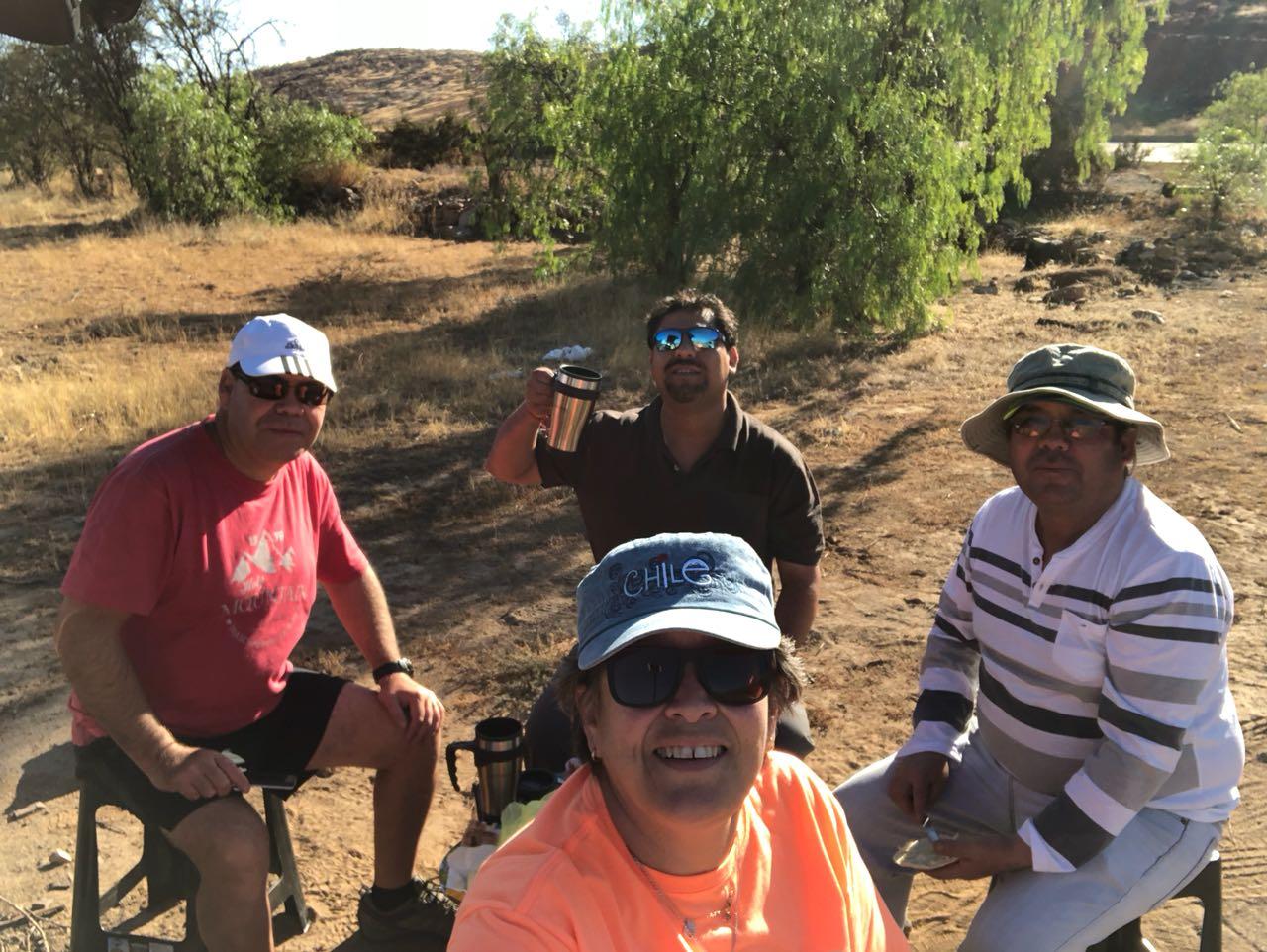 Ruteros del Huasco le dieron el vamos a sus actividades