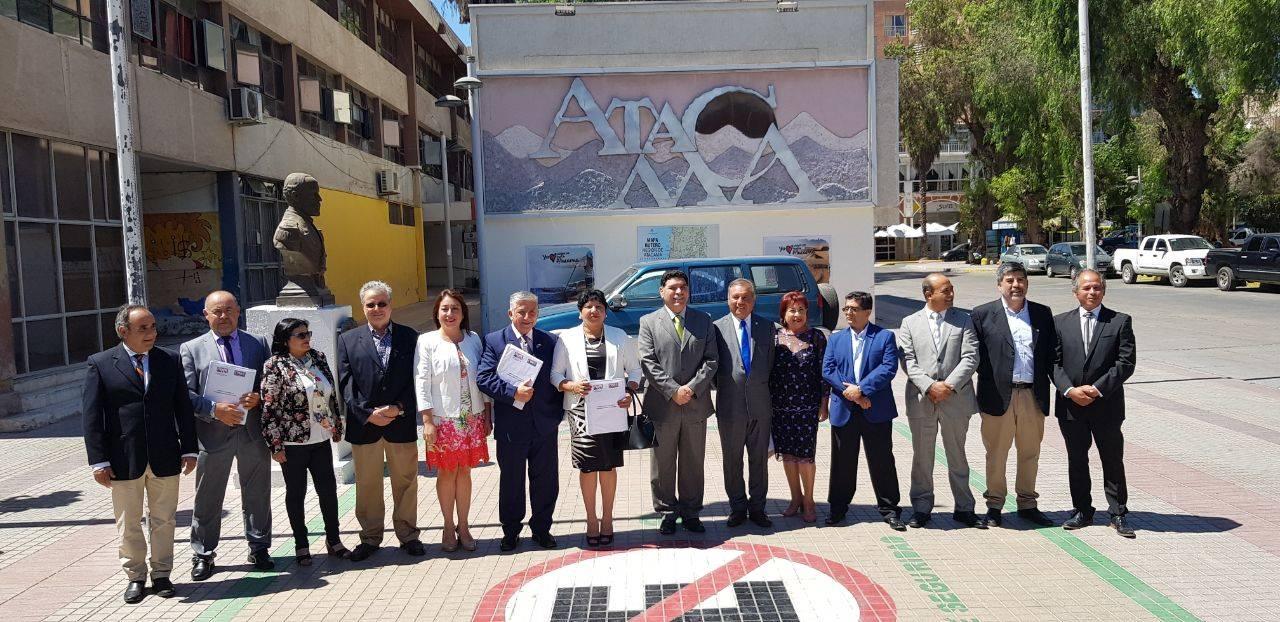 Cores del Huasco asumen y una de ellas sigue con investigación de Fiscalía
