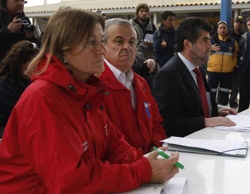 Ex ministra María Ignacia Benítez asume como directora independiente de Barrick en Canadá