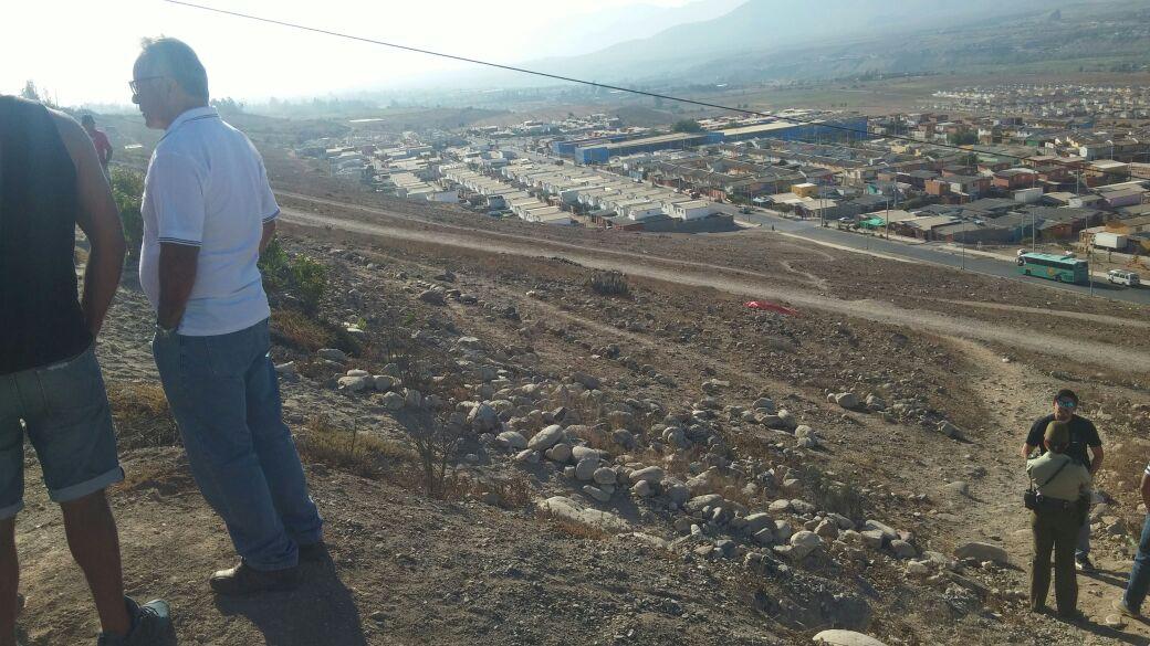 Impacto por muerte de persona atacada por perros en Vallenar