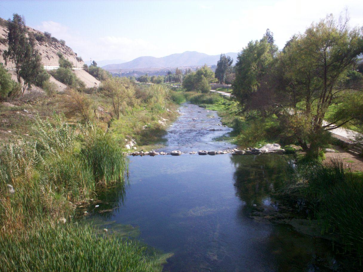 Comprometen 5 gaviones en paseo ribereño para disfrutar del verano en el río Huasco