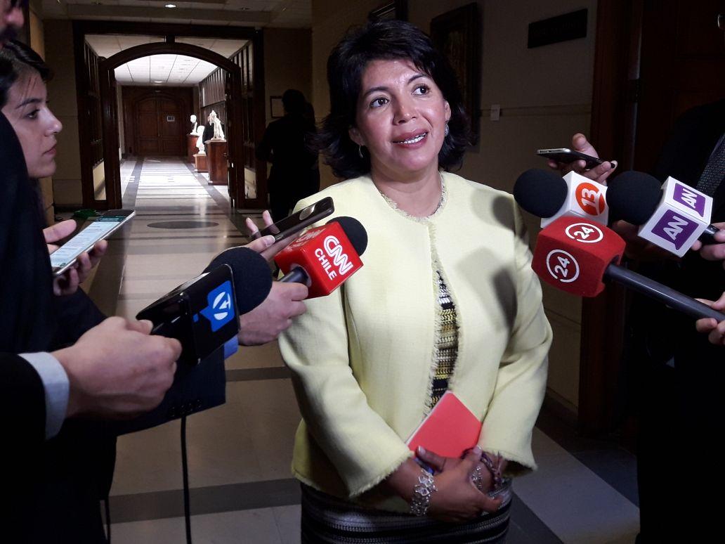 Provoste destacó promulgación de proyecto que crea Subsecretaría de la Niñez