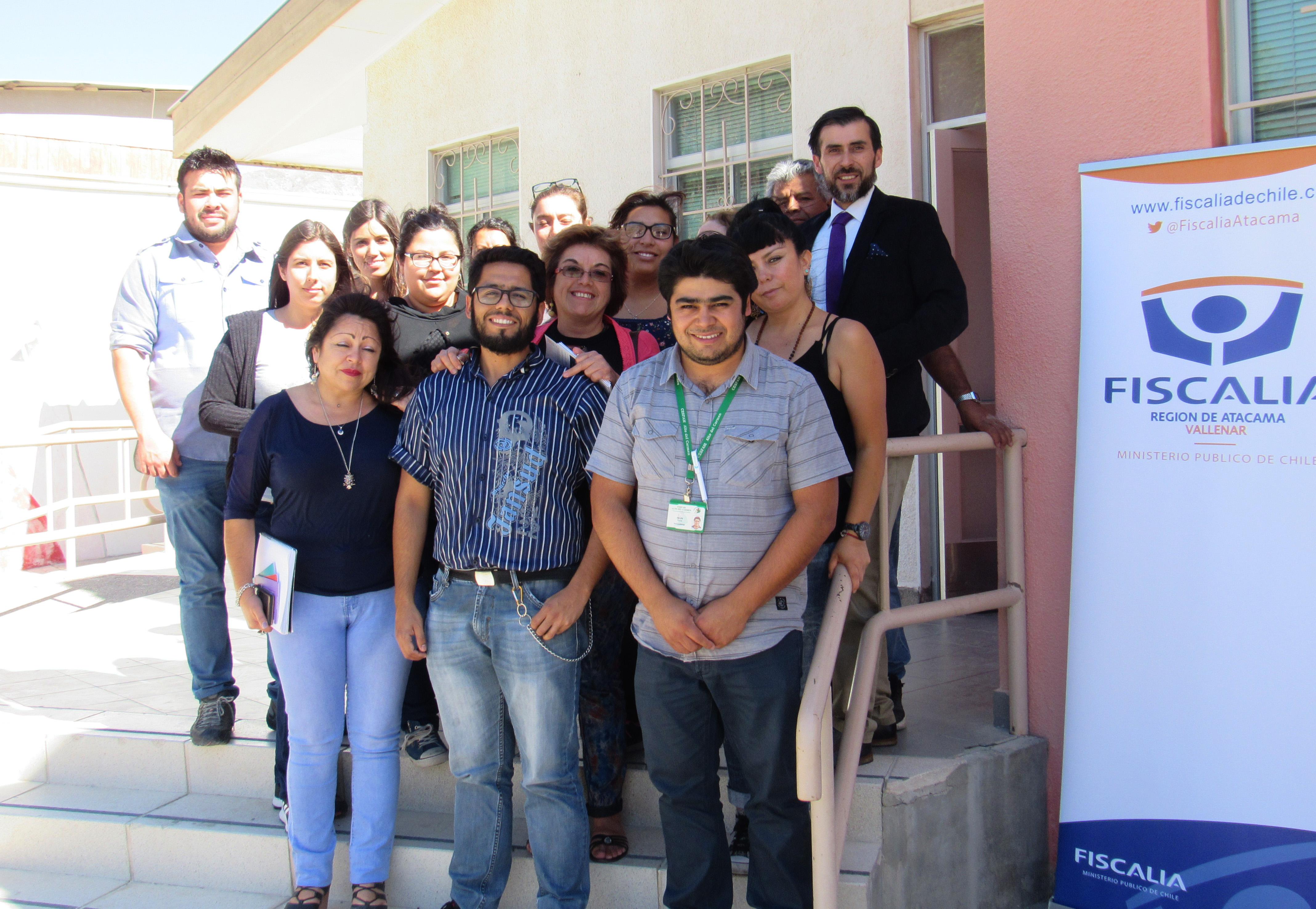 Fiscalía comenzó actividades de interacción con la comunidad en la provincia del Huasco