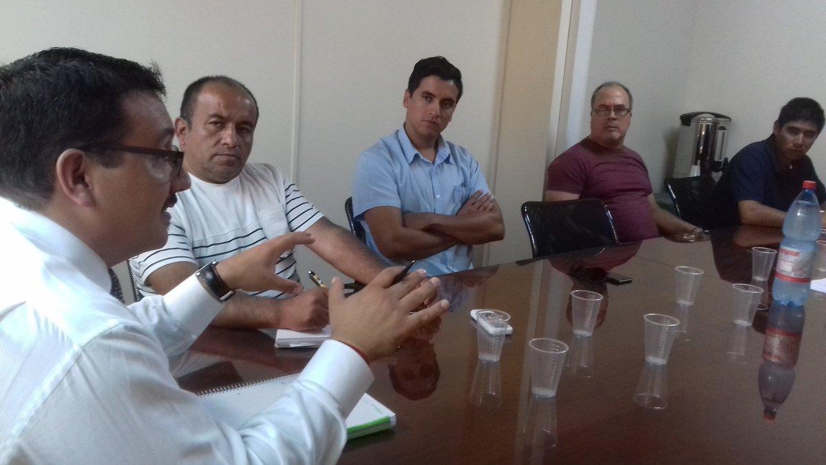 Dirigentes sindicales de la provincia de Huasco presentaron problemáticas laborales al Seremi del Trabajo