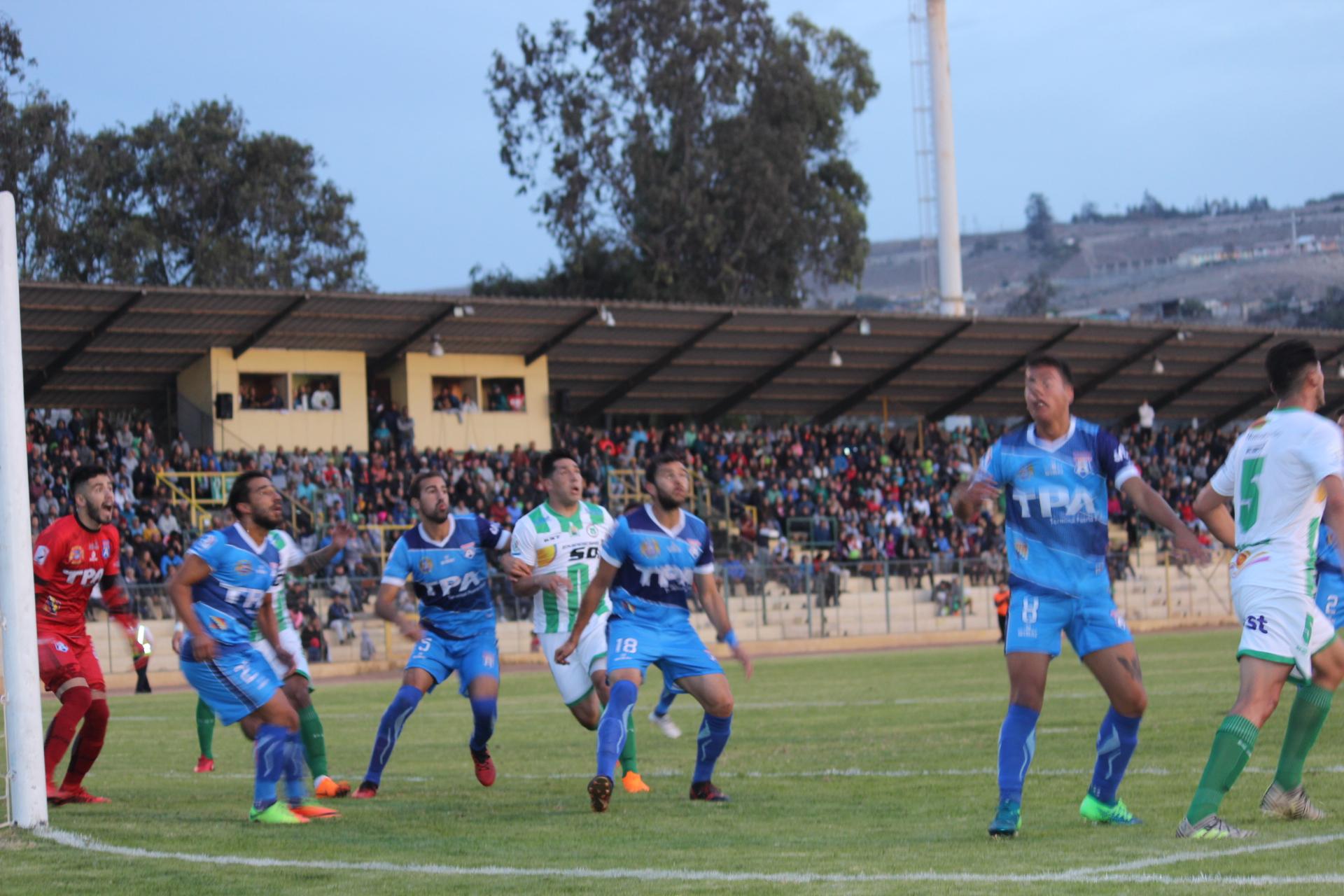 Deportes Vallenar empata con San Marcos y queda fuera de Copa Chile