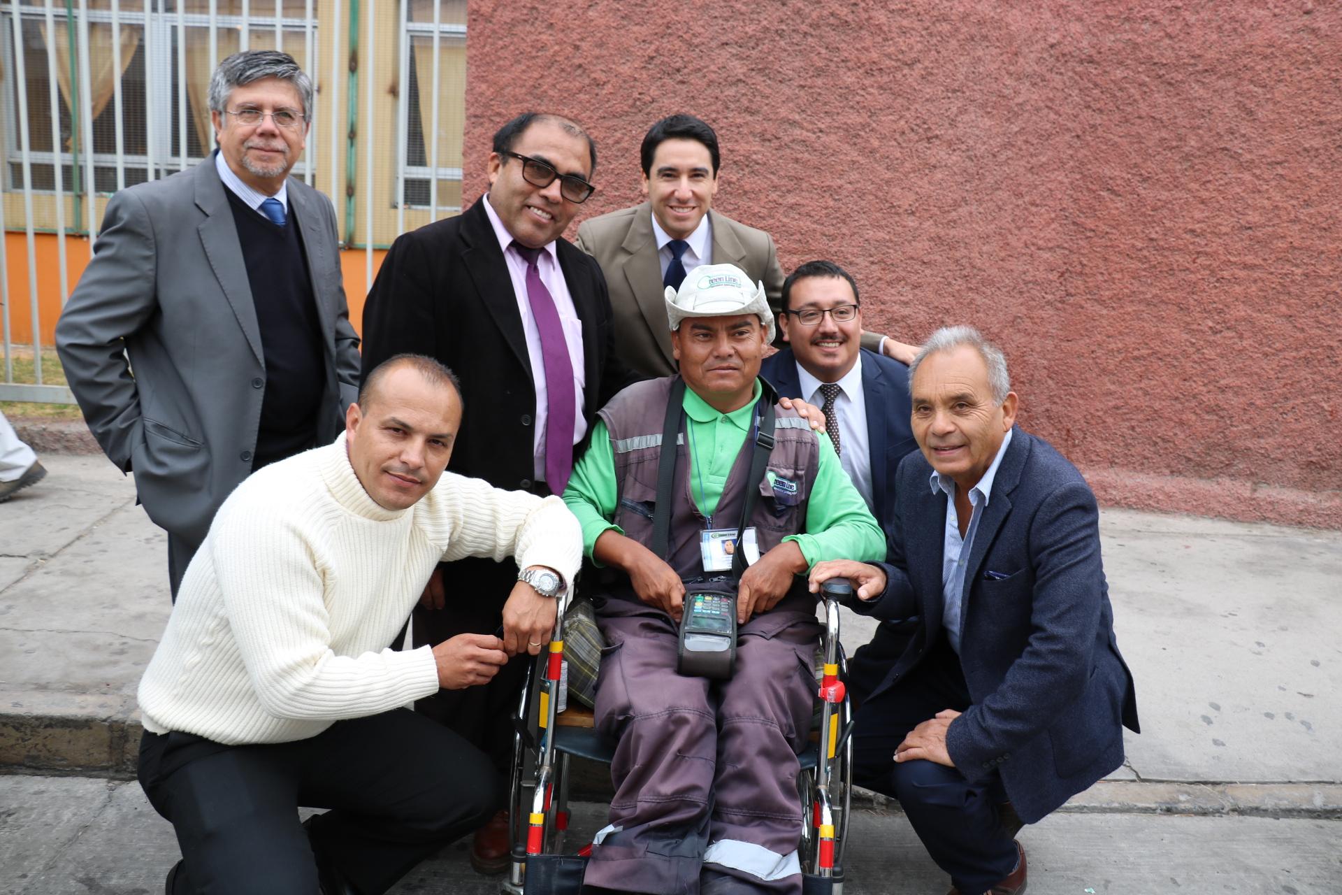 Destacan la puesta en vigencia de la ley de inclusión laboral en Vallenar