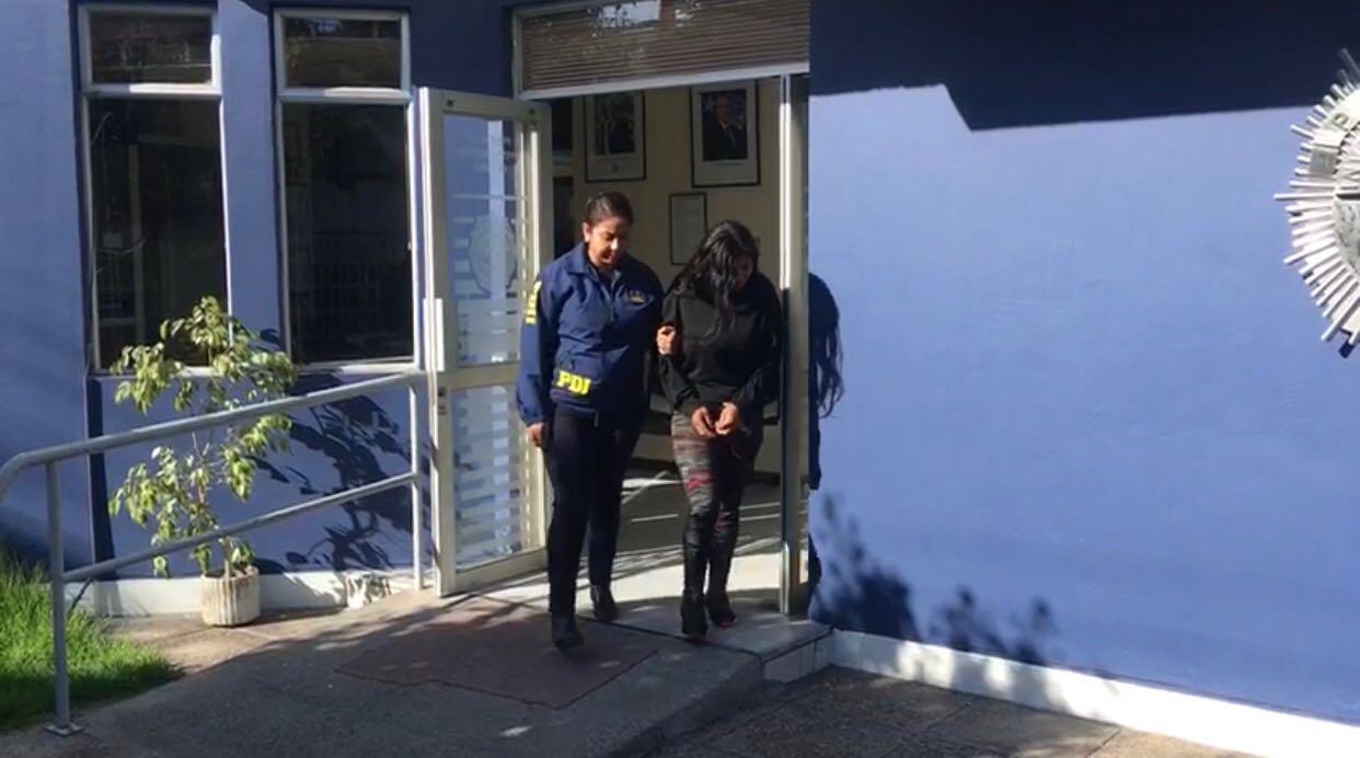 PDI detiene a mujer por el delito de estafa flagrante en Vallenar