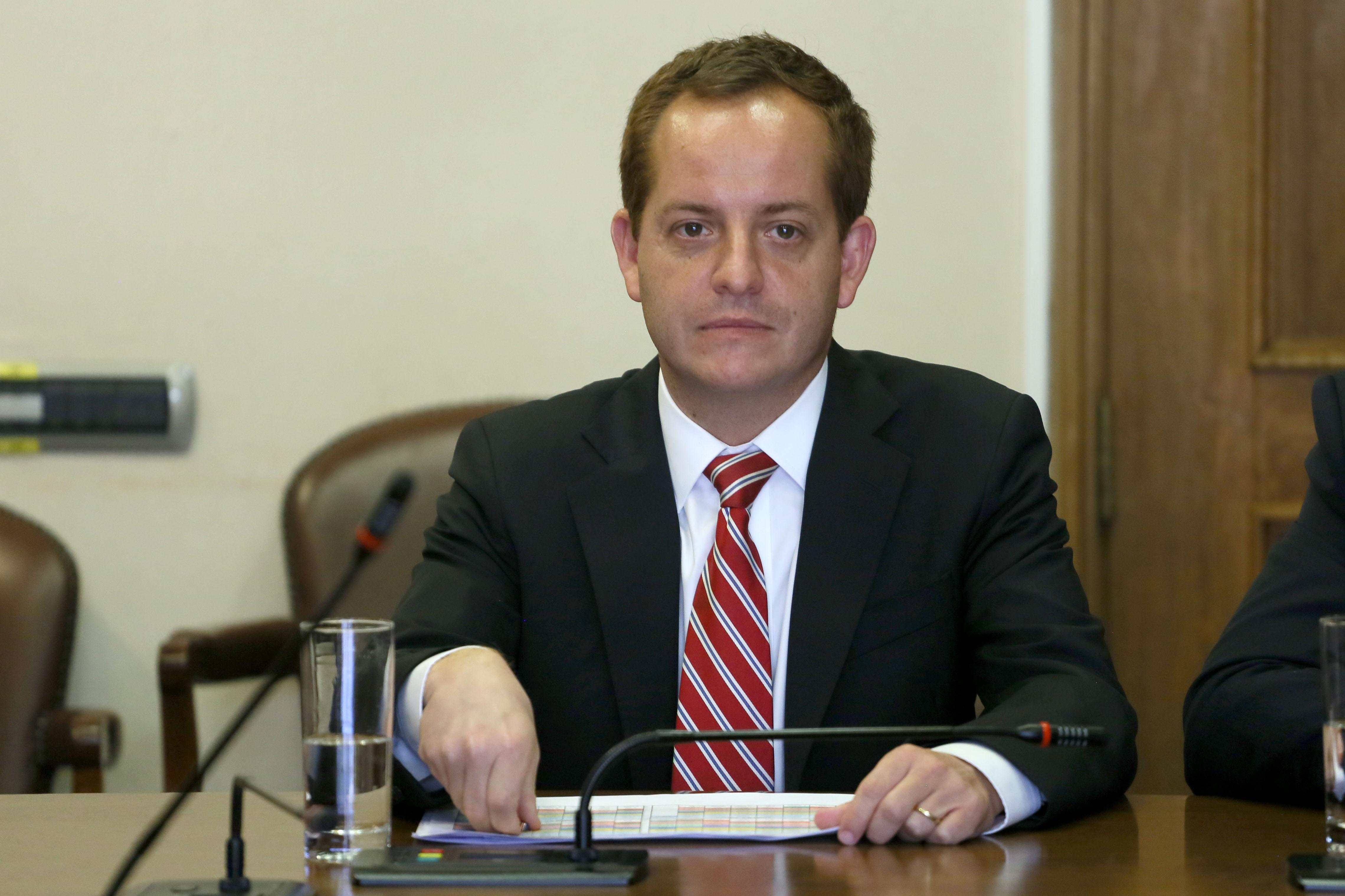 Diputado Noman (UDI) respalda nombramiento de Francisco Sánchez