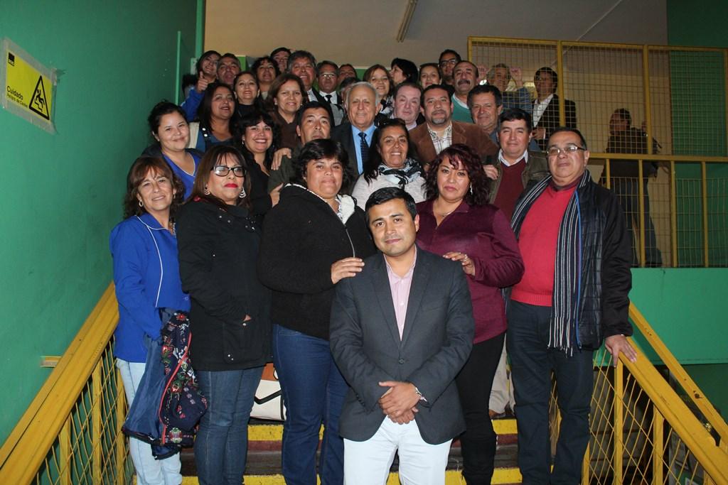 Conforman Mesa Multigremial por la Educación Pública del Huasco