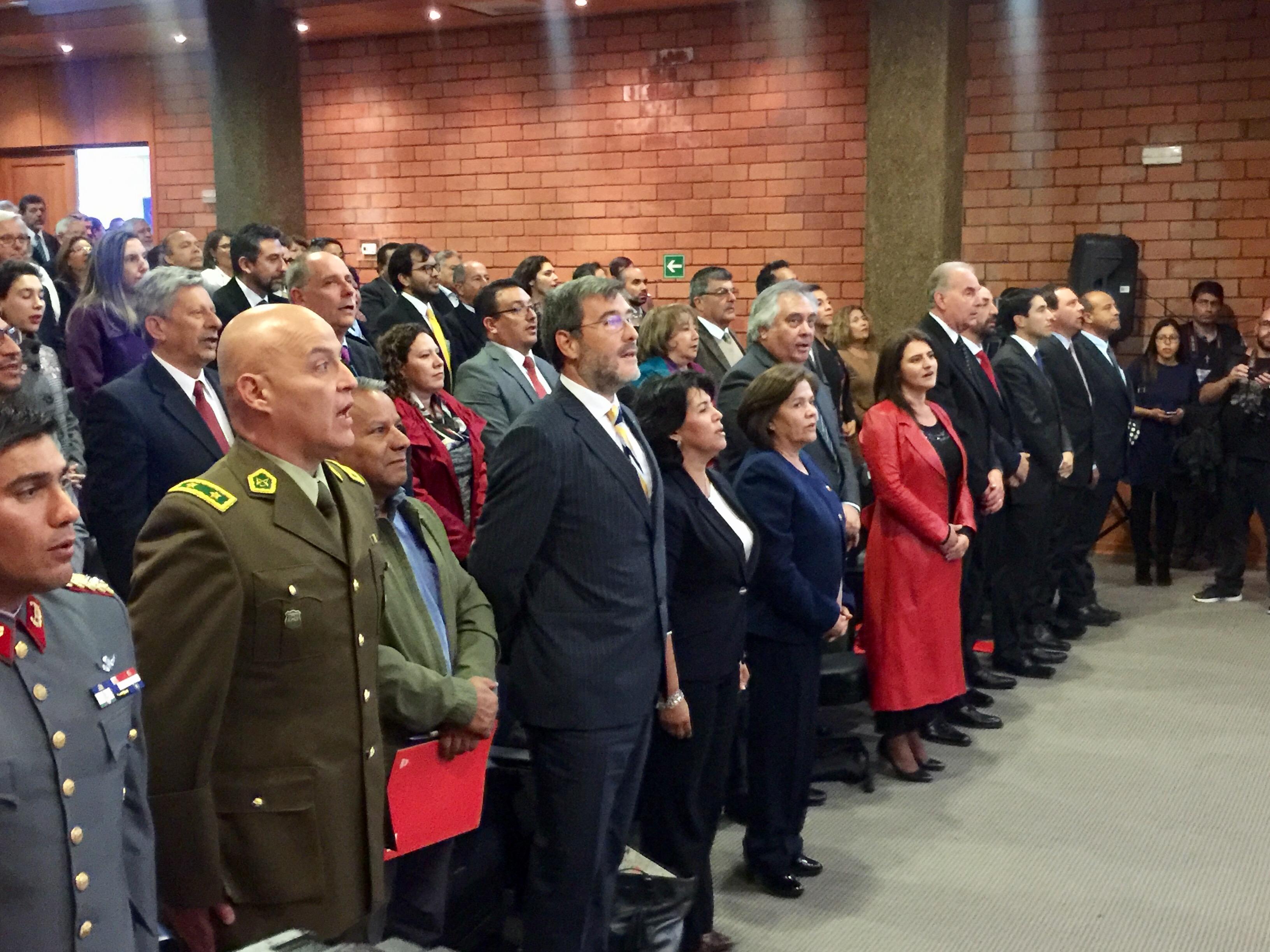 Senadora Yasna Provoste critica accionar del Gobierno  en Cuenta Pública de intendenta Berta Torres