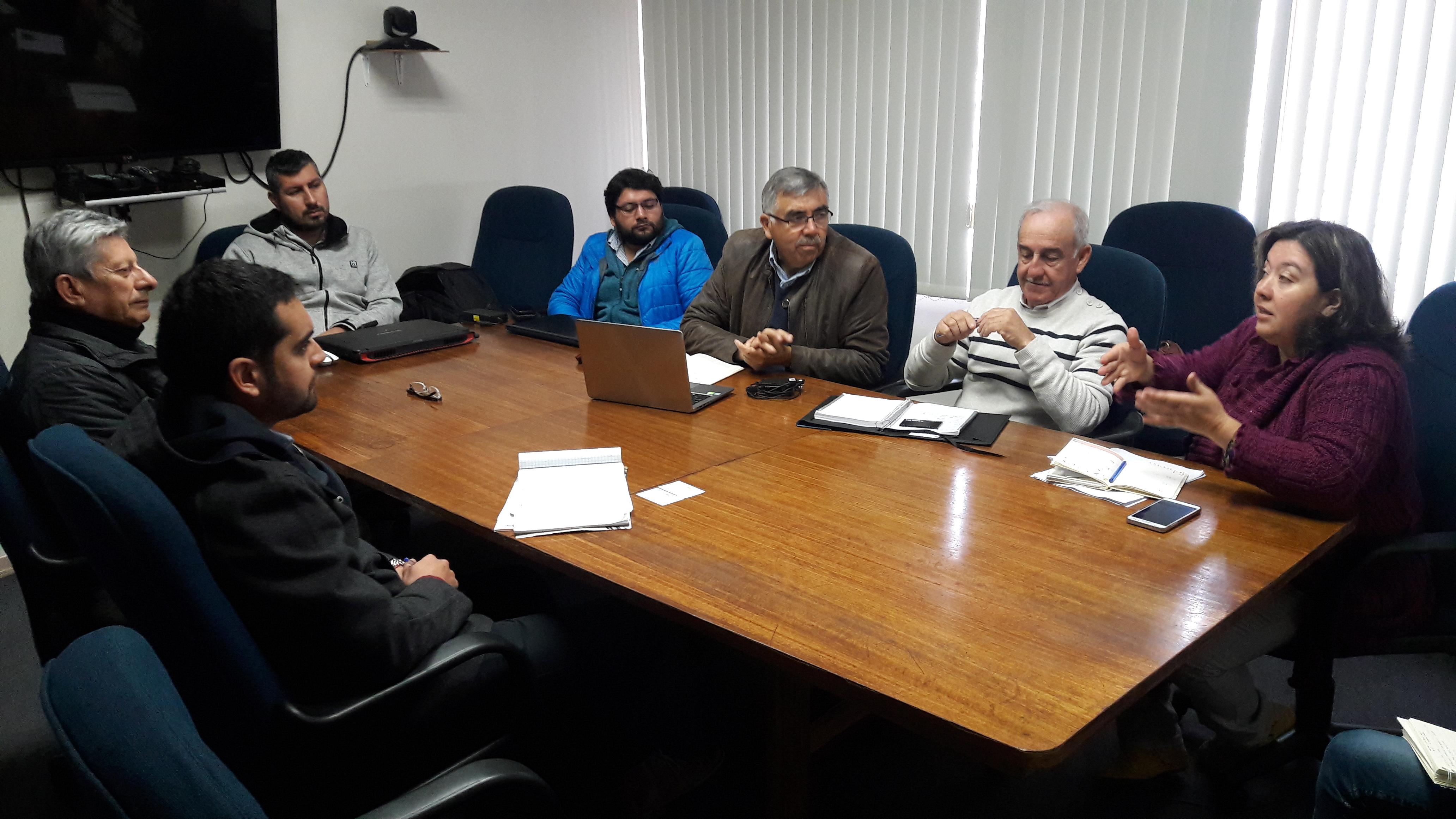 Despliegue de la Comisión Nacional de Riego suma reunión con Junta de Vigilancia del Río Huasco