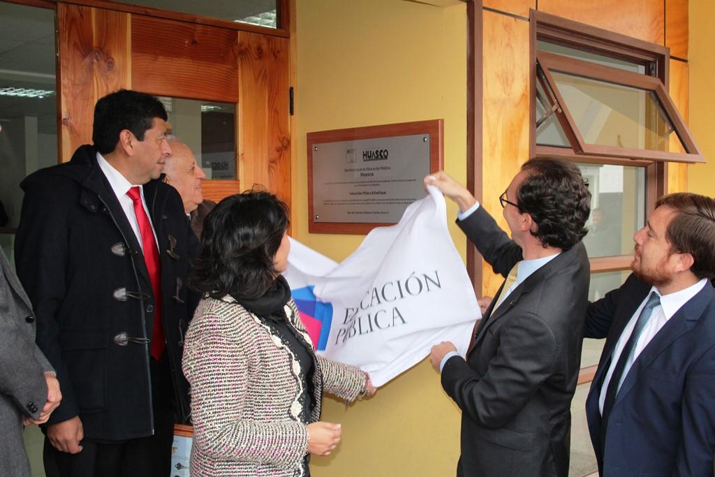Con una fiesta educativa los establecimientos educacionales dan la bienvenida a la Nueva Educación Pública en el Huasco