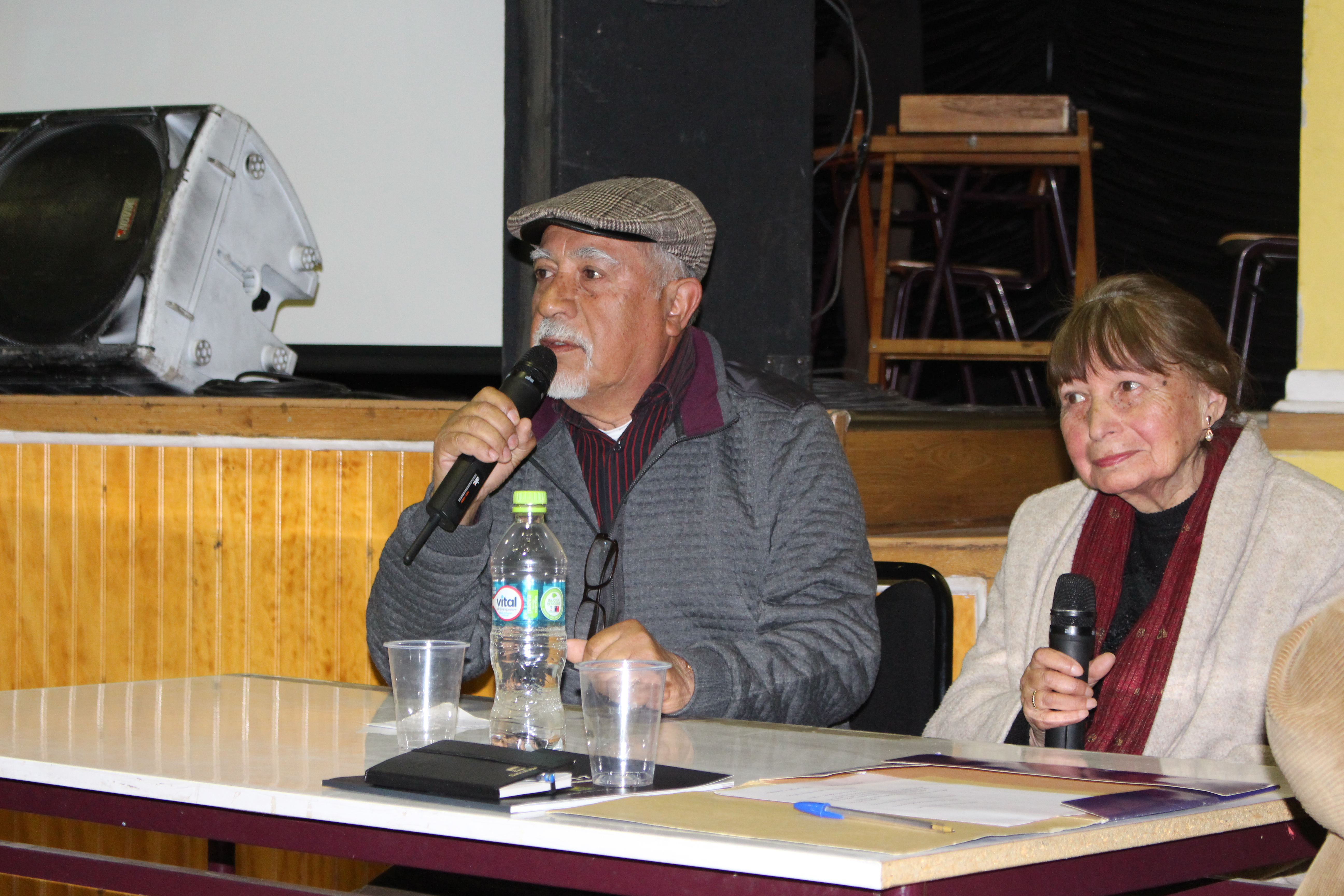 """Homenaje al autor vallenarino de """"La Joya del Pacífico"""" rescata el patrimonio cultural de la comuna"""