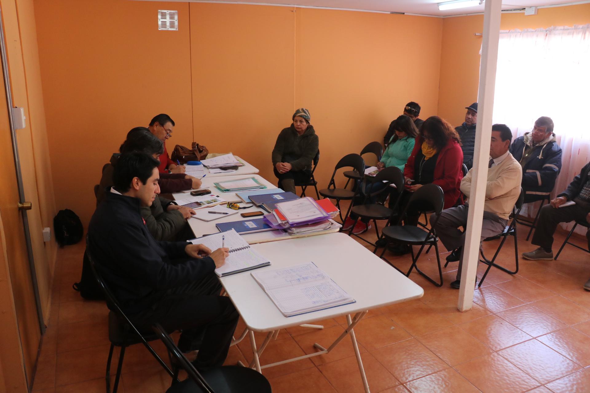 En Alto del Carmen: destacan labor de dirigentes vecinales