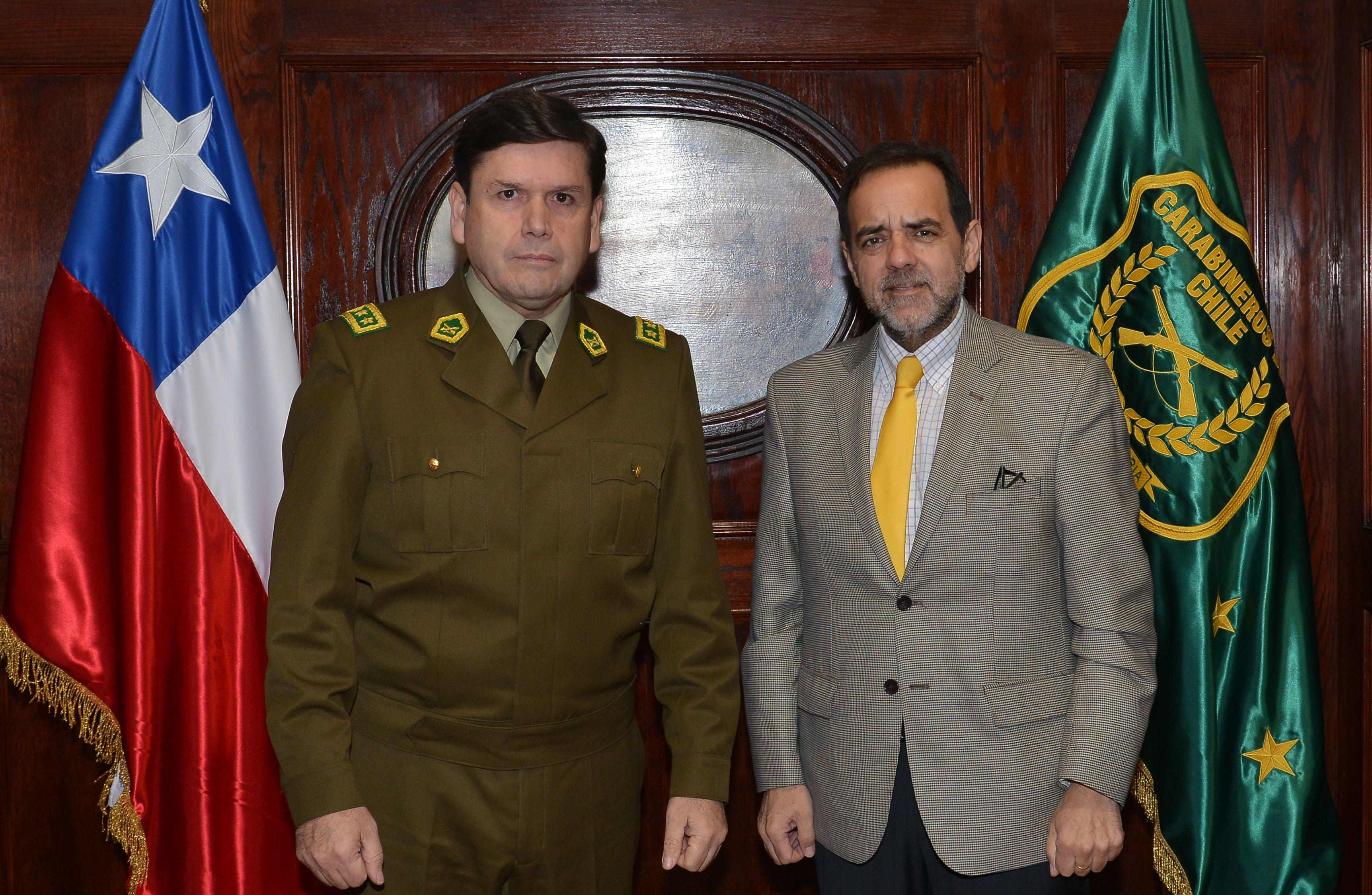 Mulet solicita la construcción de dos nuevos cuarteles y mayor dotación policial para Atacama