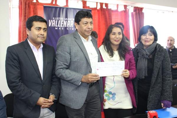 Municipio de Vallenar cancela segunda cuota del Bono Proporcional a profesores