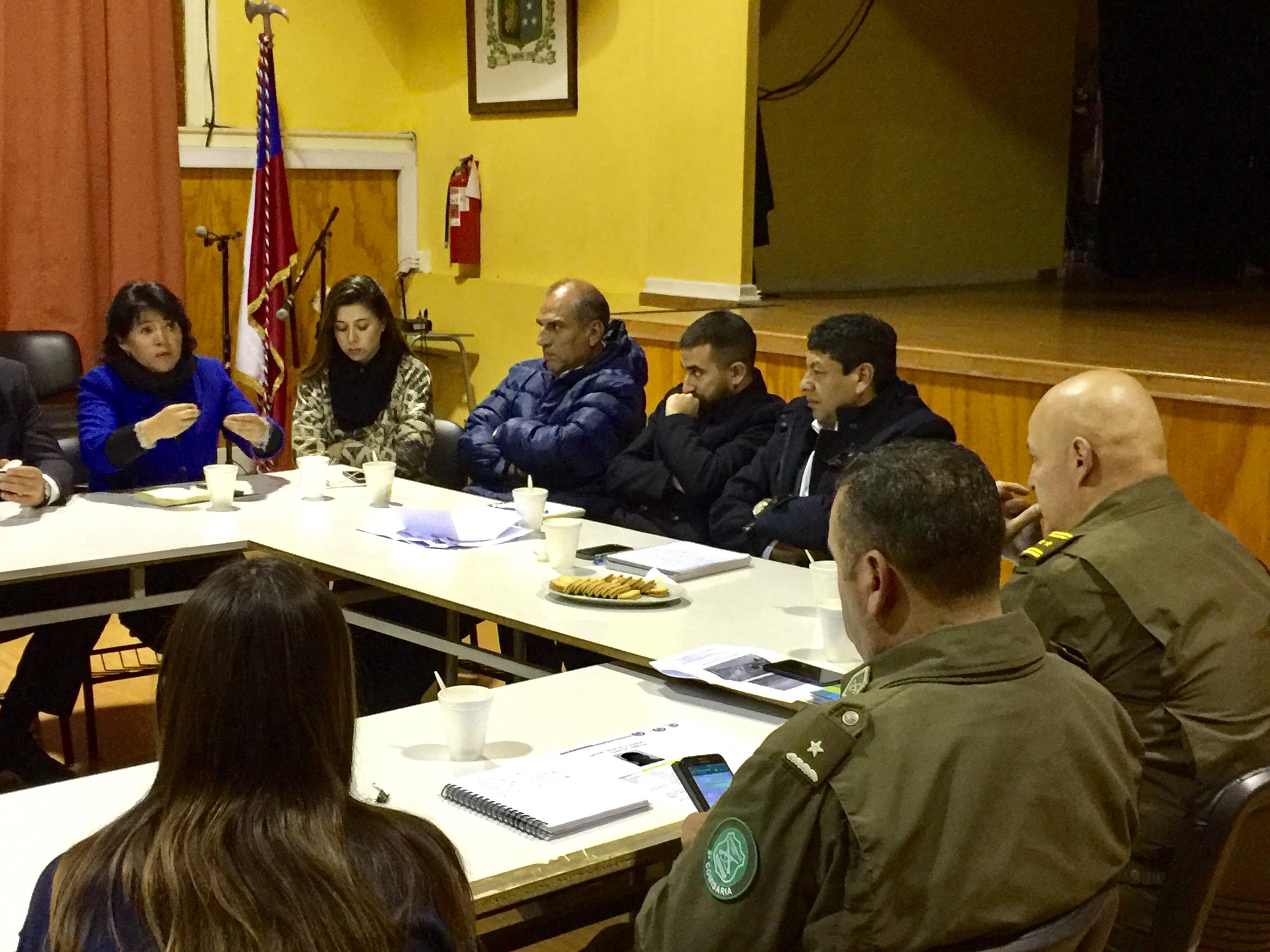 Autoridades y vecinos de Vallenar piden retén de carabineros en altiplano sur