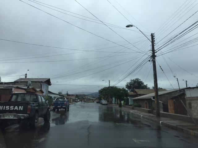 Siguen suspendidas las clases en Alto del Carmen
