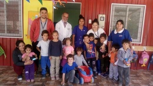 Servicio de Salud destaca trabajo de equipo de Rehabilitación Rural Atacama en Alto del Carmen