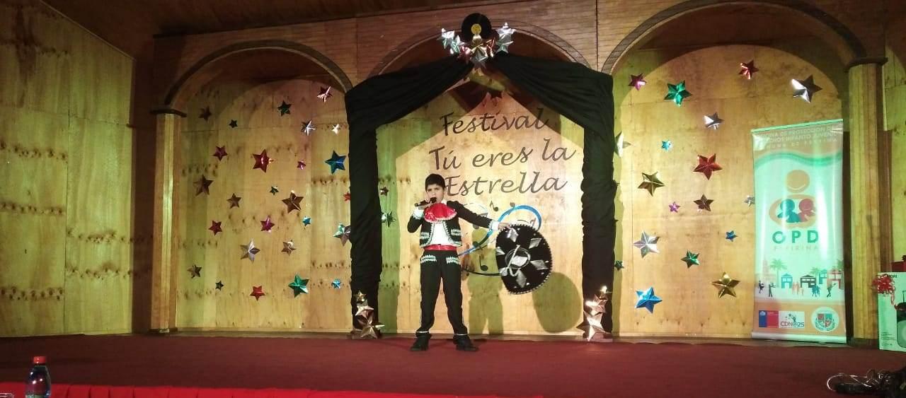 En Freirina realizaron la primera versión del Festival del Talento Infantil 2018