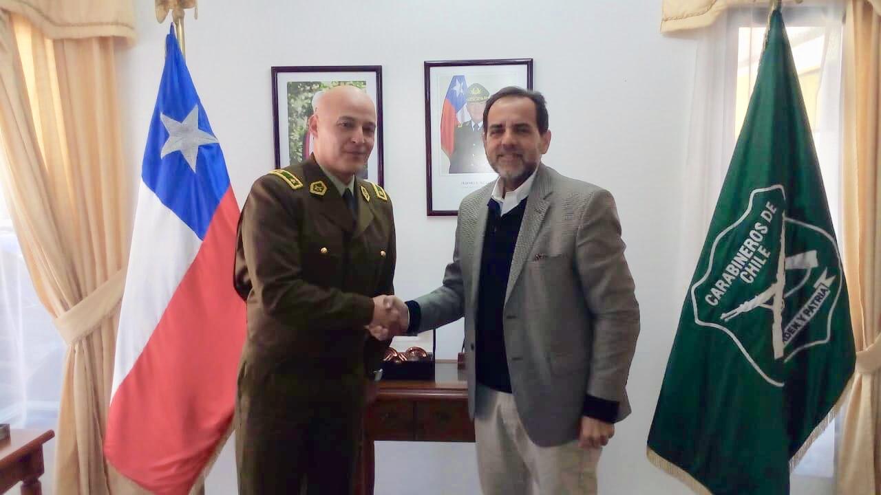 Diputado Mulet (FREVS) solicitó la construcción de dos nuevos cuarteles y mayor dotación policial para Atacama