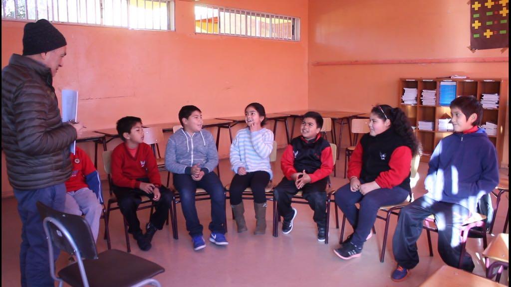 Escuela Capitán Rafael Torreblanca de Vallenar apuesta por mejorar la convivencia escolar y la educación integral