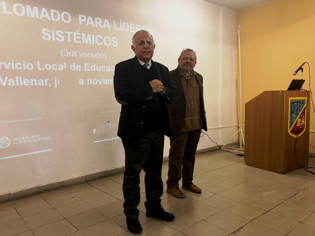 Comenzó diplomado para equipos directivos de establecimientos públicos del territorio de Huasco