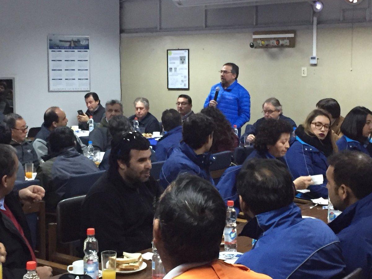 Las diversas reacciones que ha causado la situación de planta de Pellets en Huasco