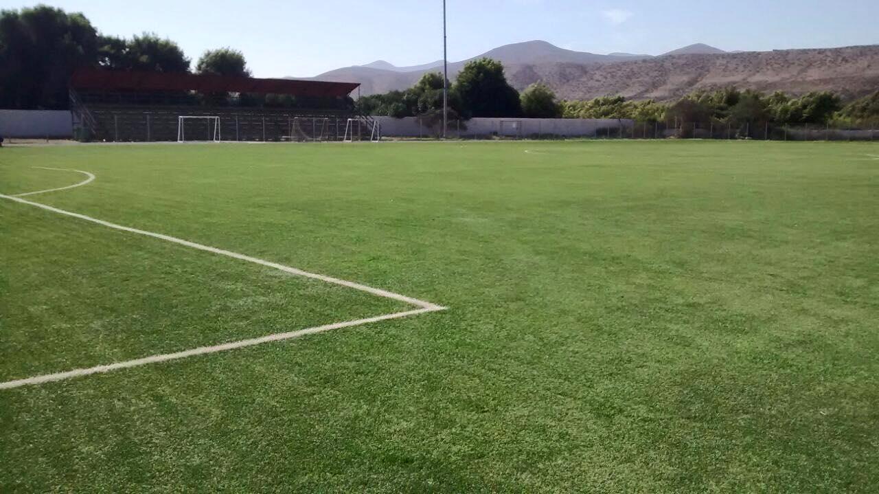 Alcalde de Freirina busca financiamiento para construcción de pista atlética y mejoramiento estadio municipal