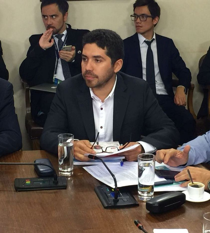 """Diputado Santana a Maglio Cicardini: """"No se puede estar con Dios y con el diablo"""""""