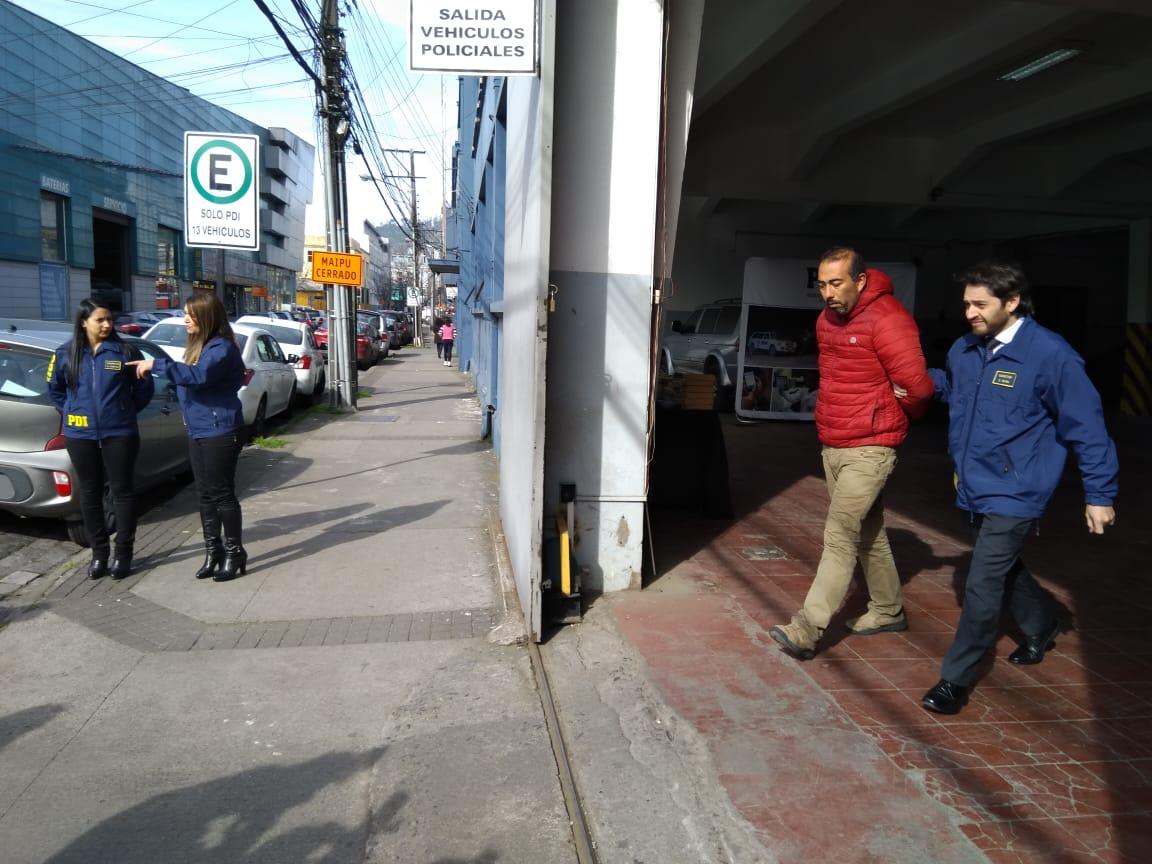 PDI detuvo en Vallenar a pastor evangélico y otras cuatro personas que traficaban drogas