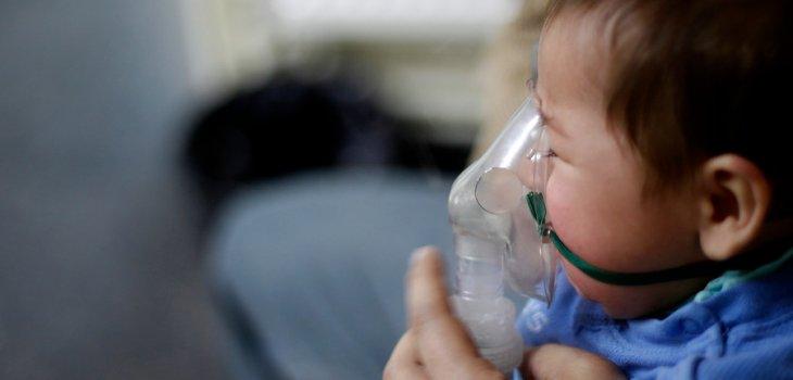 Enfermedades respiratorias llegan a su peak en Atacama con varios casos en HPH