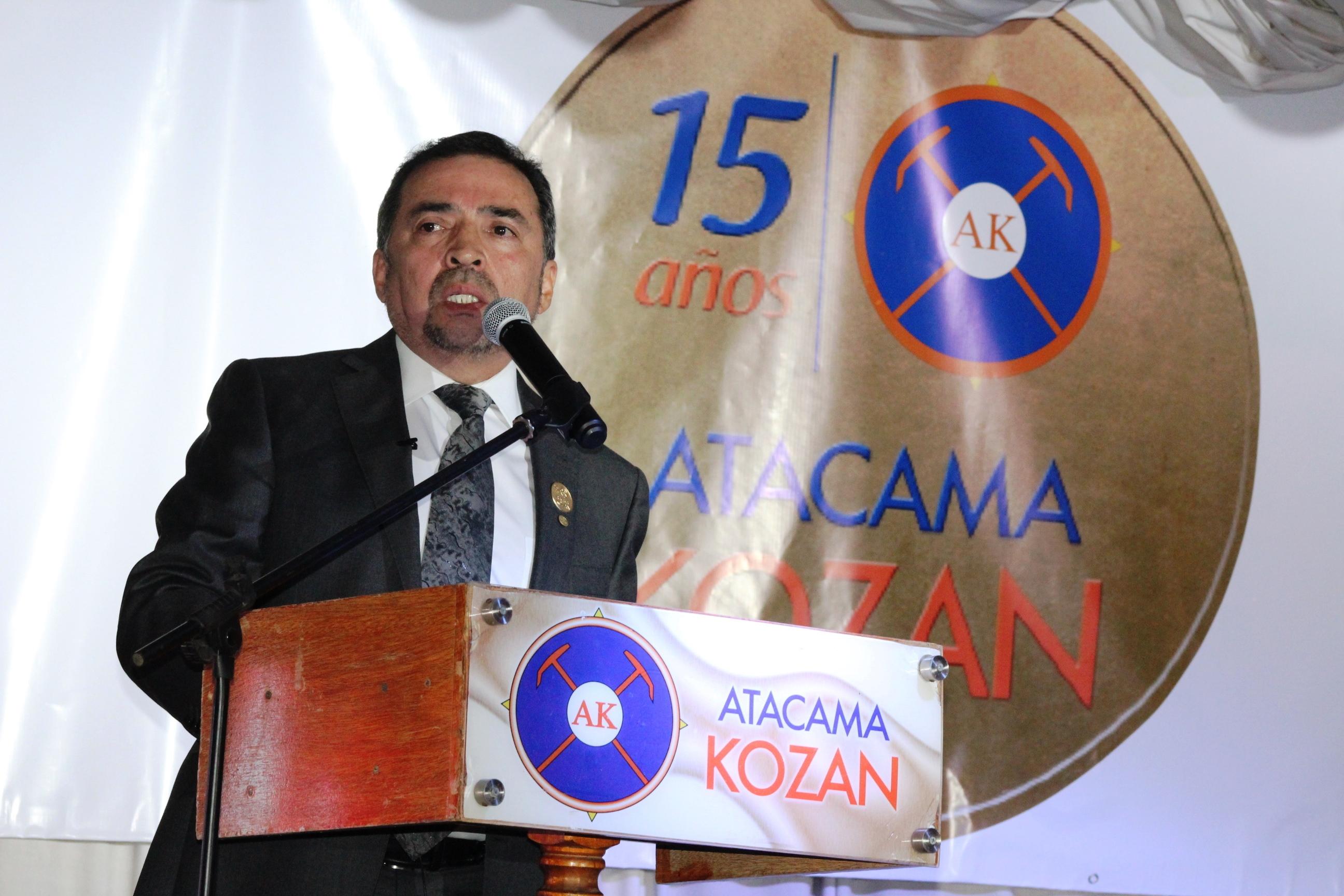 Región de Atacama ya tiene nuevo Intendente
