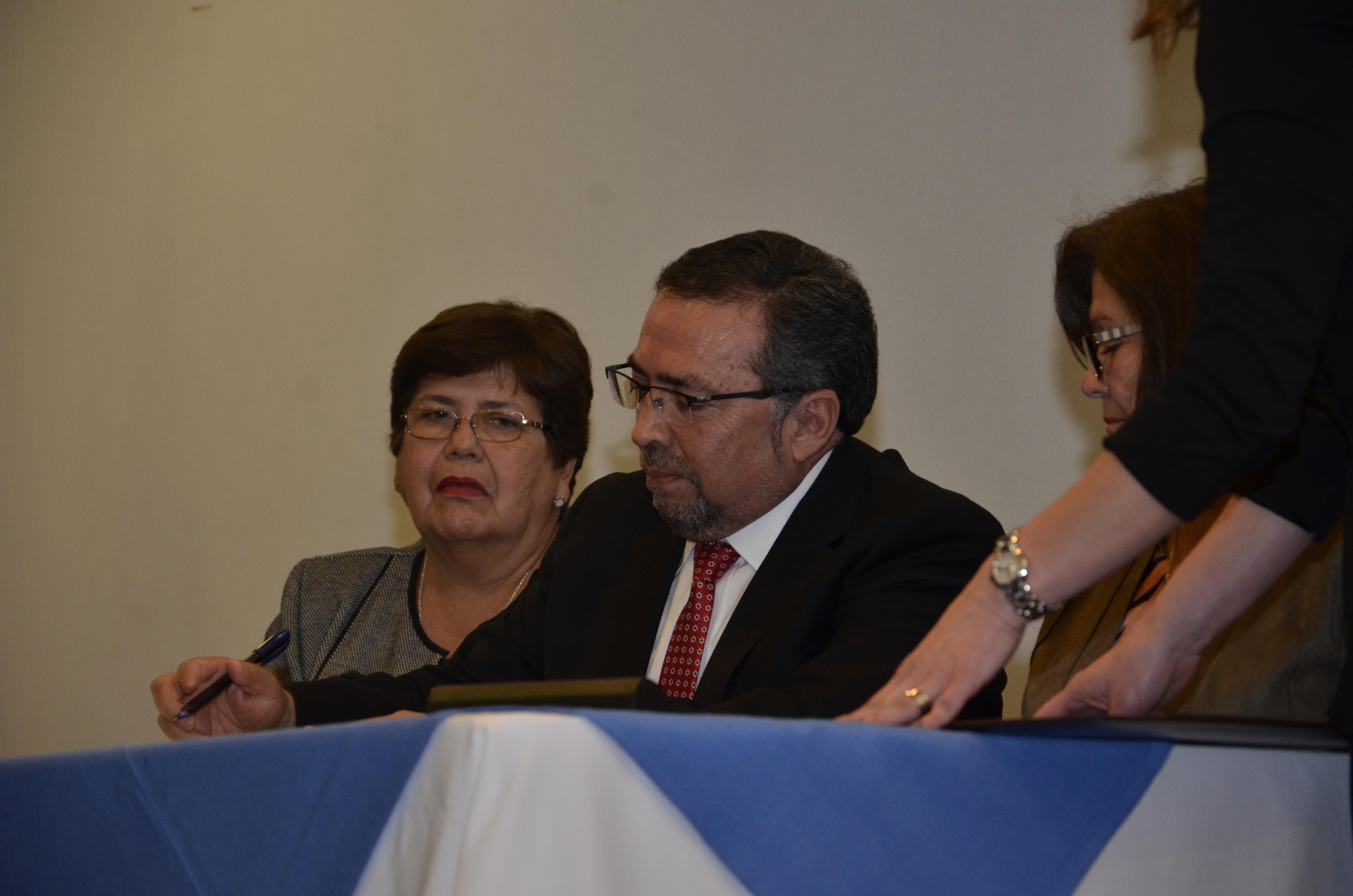 El primer día de Francisco Sánchez como Intendente de Atacama