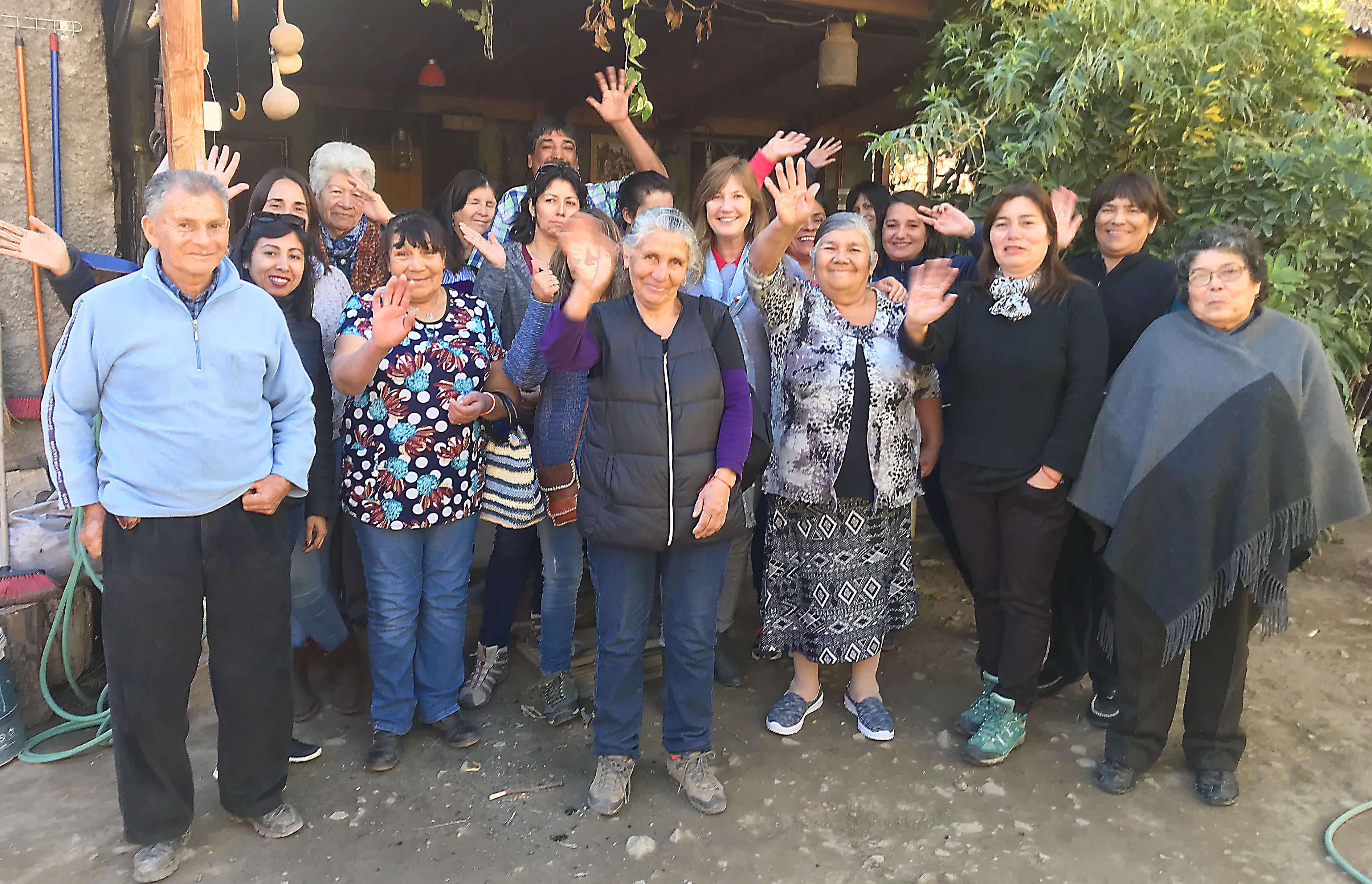 Iniciativa promueve el fortalecimiento de la vida en comunidad en Alto del Carmen