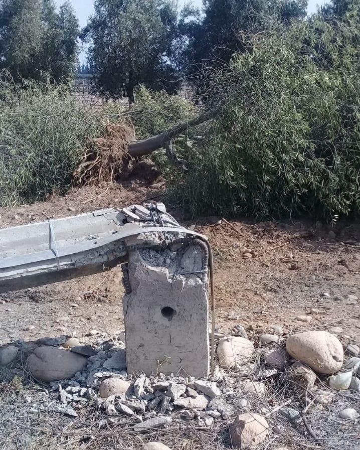 Transelec repara daños en Línea Maitencillo-Vallenar y reconecta la energía para las comunas de Vallenar y Alto del Carmen