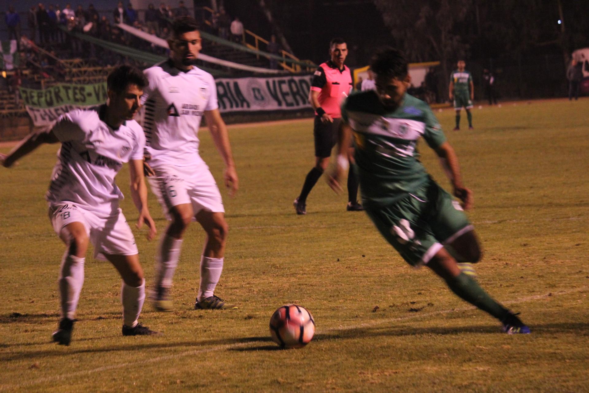 Deportes Vallenar se juega clasificación a la liguilla en próximos dos partidos